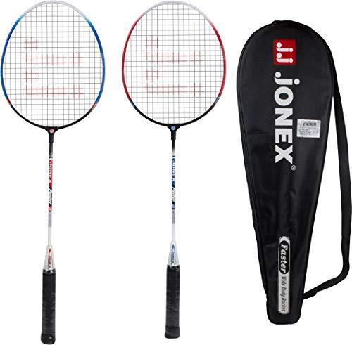 JJ Jonex Set of 2 Faster Badminton Racquets