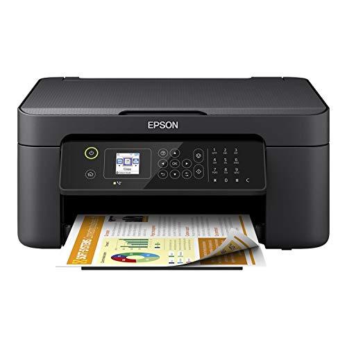 Epson Workforce WF-2810DWF Druck/Scan/Kopie/Fax Wi-Fi Tintenstrahldrucker, Schwarz