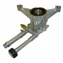 "Triplex plunger pump Max psi 2600 Max temp 140 Degree F Max gallons per minute (GPM): 2. 2 Inlet thread: 3/4"" Garden hose adapter"
