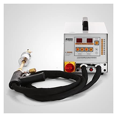 YXZQ Maquina de soldar electrica GYS Spot 2700 DENT PULTERER Kit DE REPARACIÓN + Kit DE ADITIVO DE Acero Gratuito 050037 Kit * 5 Herramientas de Soldadura