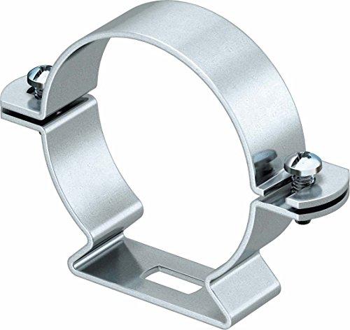 Obo-bettermann Stecksystem. - Metallschelle / 733 mit verlängertem Loch 63mm st-g