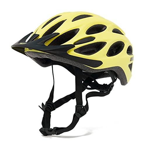 Bell Unisex's Tracker Helmet, Matt Hi-Vis, UNISIZE 54-61CM