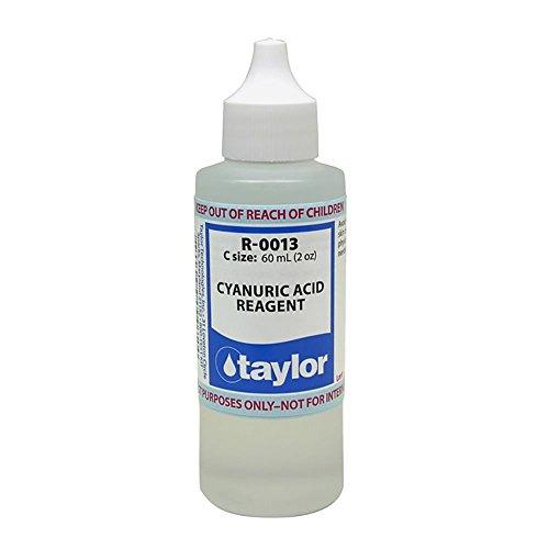 Taylor Reagenz r-0013-c cyanursäure Nr. 13-/Bratenspritze