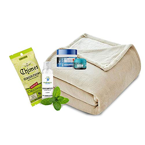 Cancer Care Package for Women & Men - Chemotherapy Gift Comfort & Relief Items