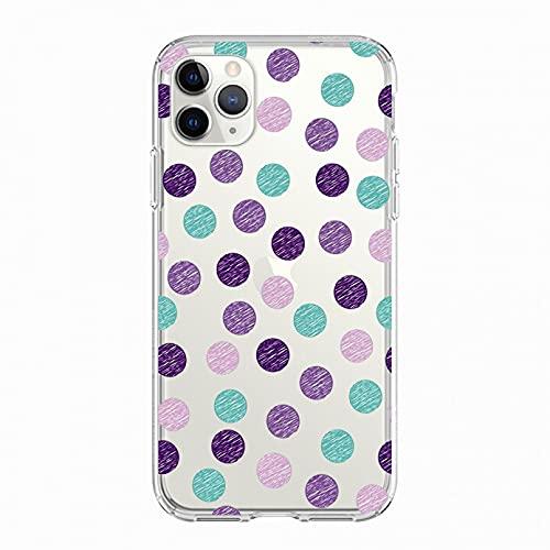 KBFHD para iPhone 7 8 6 6S Plus 5S SE X XR XS MAX Funda de Silicona Suave TPU para iPhone 11 Pro MAX Funda de teléfono Cactus Plant Coque
