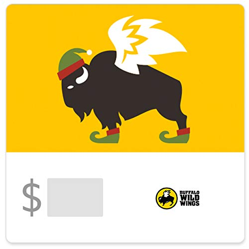 Buffalo Wild Wings Email Gift Card - http://coolthings.us