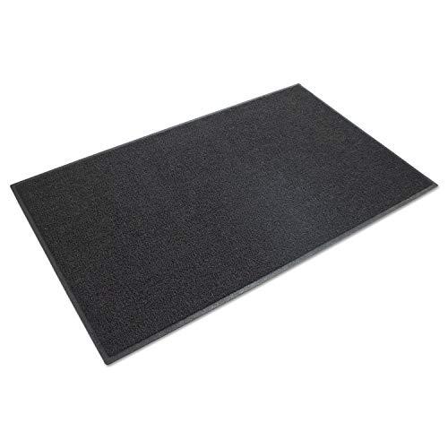 3M 17790 Nomad 6050 Scraper Matting, Vinyl, 48 x 72, Black 3m 6050 Nomad Scraper Mat