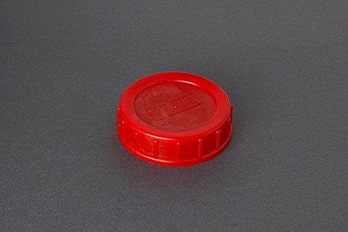 Fiamma Kit tapon WC Rojo + guarnicion 98659-010