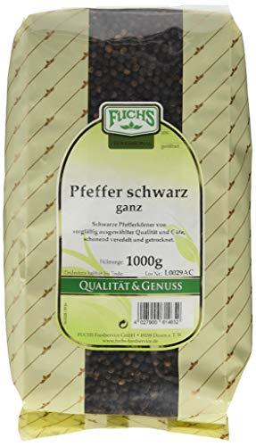 Fuchs Pfeffer schwarz ganz spezial (1 x 1 kg)