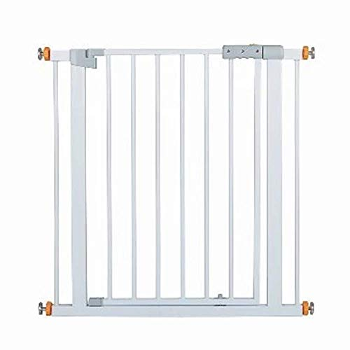 Huo Bedrooster voor zuigelingen en kinderveiligheid deuren trappenhuis-hek-huisdier-hondenhek pole fence isolatie deur gemakkelijk te dragen 111cm 78 cm.
