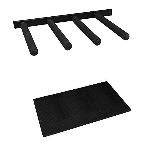 Extreme Max 3006.8474 Vertical Surfboard/SUP Storage Rack - 4 Arm