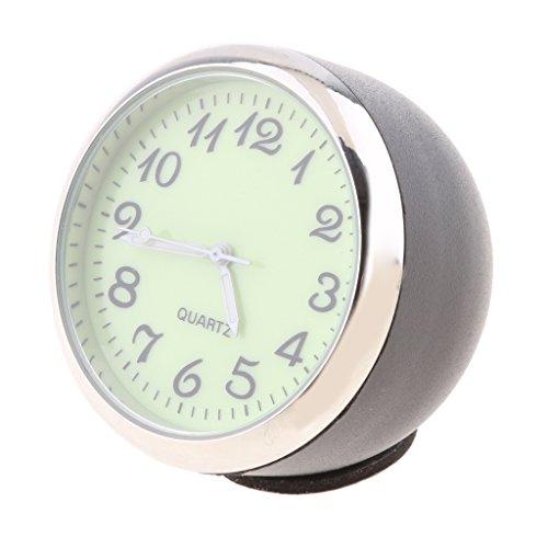 MagiDeal Horloge De Quartz De Voiture pour Ornements De Tableau Bord