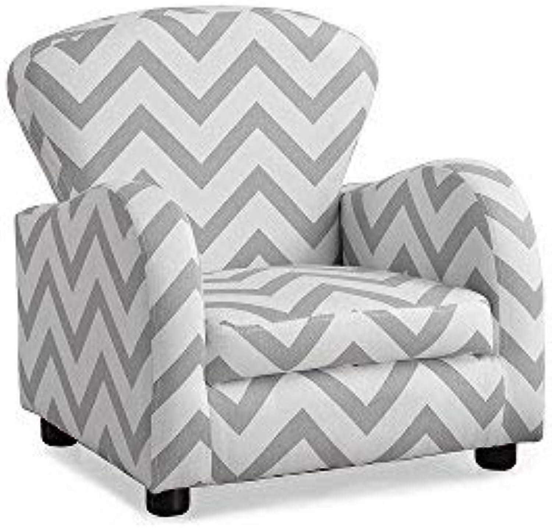 Monarch Juvenile Chair, Grey White