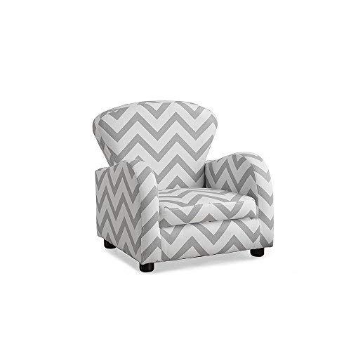 Monarch Juvenile Chair, Grey/White
