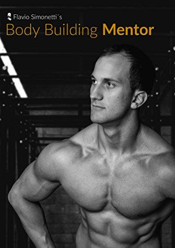 Fitness Body-Building DVD-Set von Mentor Flavio Simonetti | Sport DVD zum Muskel-Aufbau | Gesunde Ernährung und Rezepte für den Aufbau von Muskel-Masse | Mehr Motivation mit zusätzlichem Trainingsplan