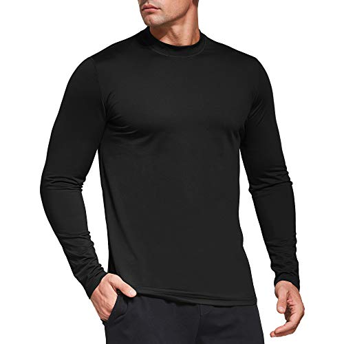 Camisetas Termicas Hombre Manga Larga Cuello Alto Marca Ogeenier