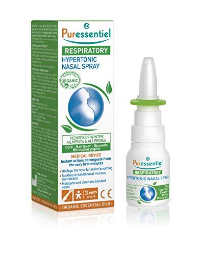 Puressentiel Spray Nasal Hipertonico Respok 15Ml. 15 g