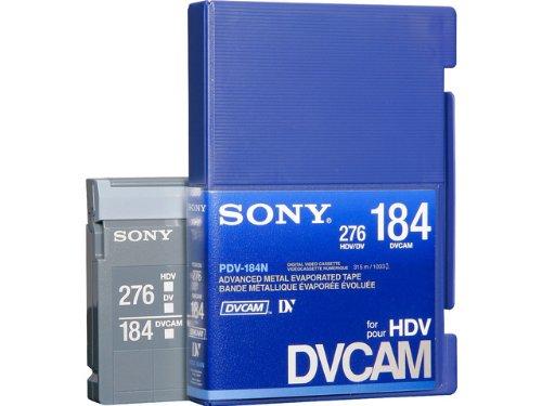 SONY pdv-184N DV CAM / HDV