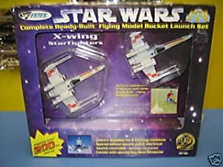 Estes Star Wars Red Squadron X-Wing Starfighters RARE