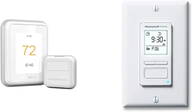 RCHT9610WFSW2003 WiFi Thermostat + Programmable Fees free RPLS740B Light S 5 popular