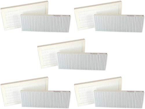 Spar Set ricambio filtro Set G4 F7per Viessmann vitovent Filtro F 300(10)