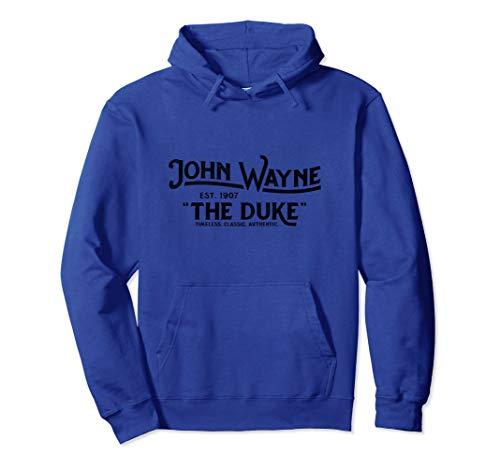 John Wayne Der Herzog Pullover Hoodie