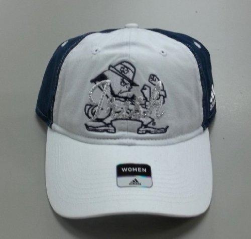 Adidas ES21W Notre Dame Fighting Irish Slouch Hat