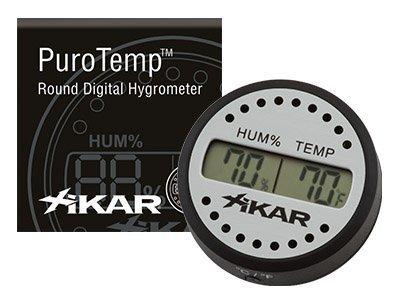 Xikar Digital Hygrometer Round 832 by Xikar