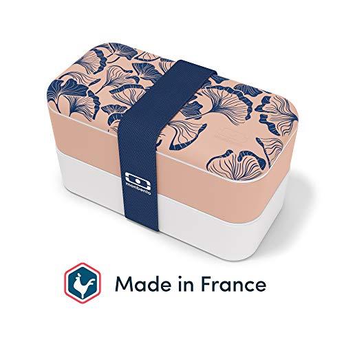 monbento - MB Original Graphic Ginkgo - Japanische Muster - Bento Box...