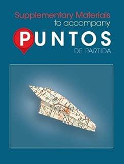 Puntos de Partida: Supplementary Materials to Accompany