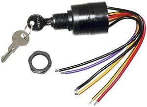 Key Switch, Ignition 6 Wire Mercury