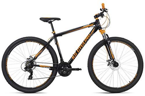 KS Cycling Mountainbike Hardtail 29'' Compound schwarz-orange RH 51 cm