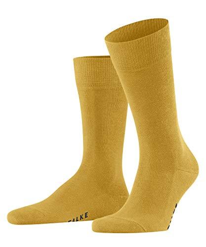 FALKE Herren Family M SO Socken, Gelb (Nugget 1222), 43-46 (UK 8.5-11 Ι US 9.5-12)