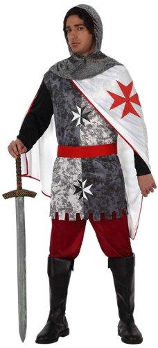 Atosa - 12037 - Costume - Déguisement De Soldat Médiéval - Taille 3