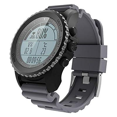 Elirin GPS Smart Watch Triathlon Snorkeling Swi...