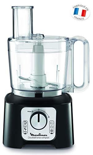 Moulinex FP546810 multifunctionele keukenmachine met 9 accessoires