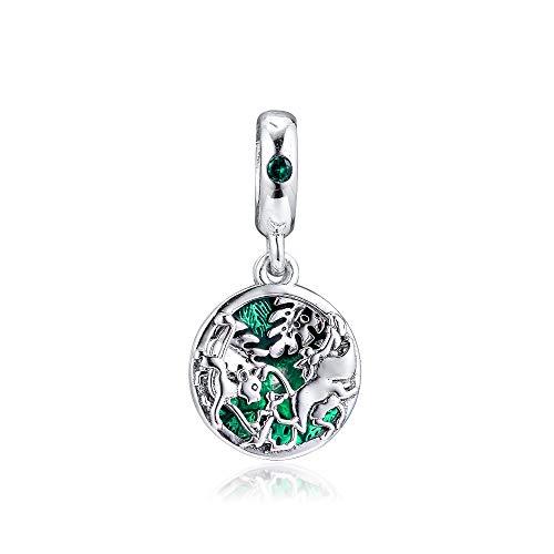 BAKCCI 2019 Vorherbst, Simba, Timon & Pumbaa, baumelnd, 925 Silber, passend für Original Pandora-Armbänder, Charm-Modeschmuck