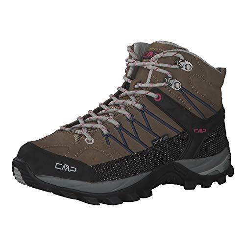 CMP Damen Trekking Schuhe Rigel MID 3Q12946 Castoro 40