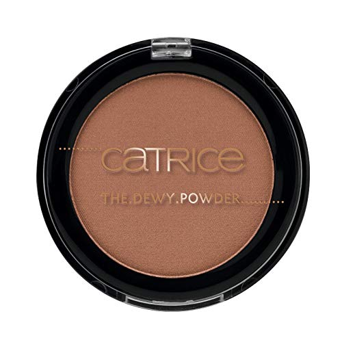 Catrice - Highlighter - The Dewy Routine - The Dewy Powder C02 - Bronze