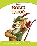 Penguin Kids 4 Robin Hood Reader (Pearson English Kids Readers) - 9781408288641