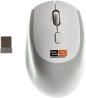 ماوس سيليكون لاسلكي (2.4G (MO37A - رمادي، من تو بي