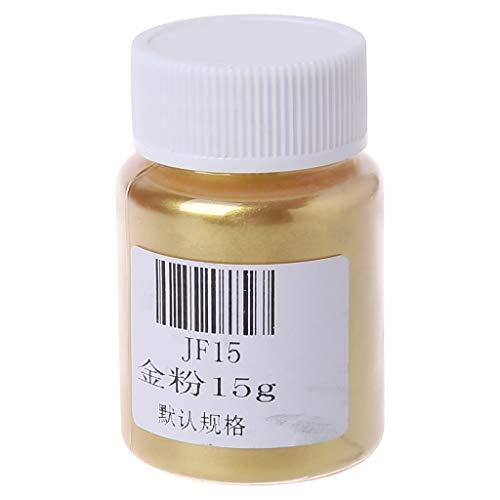 Haptian 15g Eetbare Flash Glitter Gouden Poeder Versieren Voedsel Cake Bakken DIY Poeder