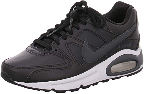 Nike Air MAX Command, Zapatillas Hombre, Negro (Black/Neutral Grey/Anthracite), 45 EU