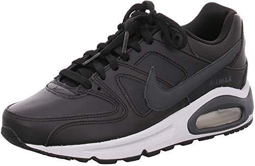 Nike Air Max Command Leather Shoe, Baskets Homme, (Noir/Anthracite/Gris Neutre 001), Numeric_42 EU