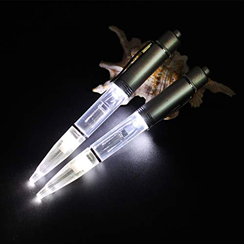Jason Yuen 2PCS PACK Penlight Ballpoint Pen