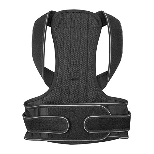 Yalatan Back Posture Corrector for Women&Men, Breathable Humpback Correction, Adjustable Upper Back Brace for Clavicle Support Trainer, Pain Relief Slouching Hunching Belt Straightener