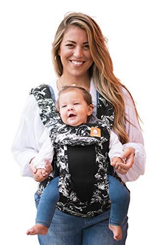 Baby Tula Explore - COAST MARBLE - Marsupio regolabile per neonati e bambini, ergonomico, varie posizioni per 3,2-20,4 kg