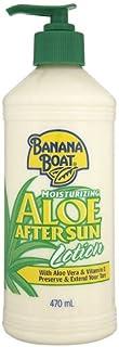 Banana Boat After Sun Lotion - Hidratante y Reparadora para Después de la Exposión al Sol, Loción Solar Aftersun, Crema, 4...