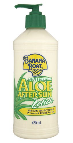 Banana Boat After Sun Lotion - Crema...