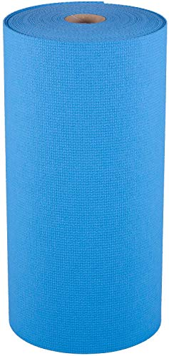 ecoYoga Rollo Antideslizante Yoga Mat Spezial 4,5mm Azul